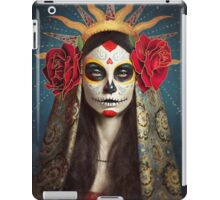 Sugar Skull Phone & Tablet Cases iPad Case/Skin