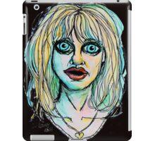 Big Bright Blue Eyes iPad Case/Skin