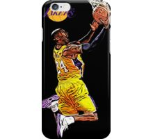 L.A. Lakers Air Quality iPhone Case/Skin