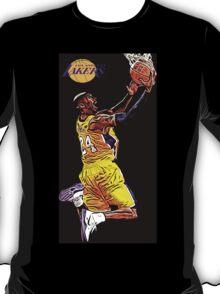 L.A. Lakers Air Quality T-Shirt