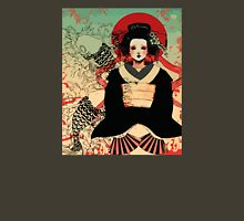 Geisha antique japan Unisex T-Shirt