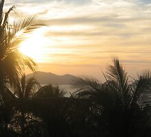 Acapulco Sunset 2 by mazzyk