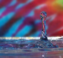Drops of Color by Jamie  Fox