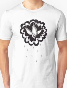 Raining Bird Unisex T-Shirt
