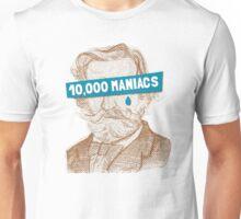 10,000 Maniacs Unisex T-Shirt