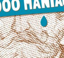 10,000 Maniacs Sticker