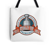 Back to Back Full Season Champions - Retro  Tote Bag