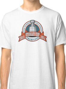 Back to Back Full Season Champions - Retro  Classic T-Shirt