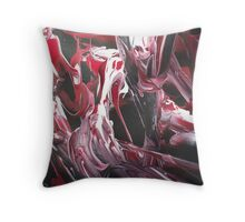 Giving Up The Ghost Throw Pillow