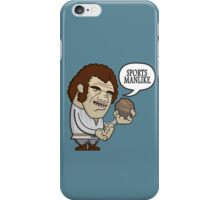 Sportsmanlike iPhone Case/Skin