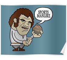 Sportsmanlike Poster
