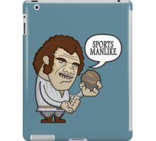 Sportsmanlike iPad Case/Skin