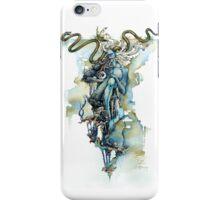 W.A.R. Universe - LOCHNESS iPhone Case/Skin