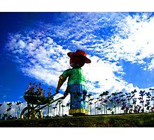 El Jardinero Photographic Print
