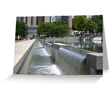 Centennial Park Greeting Card