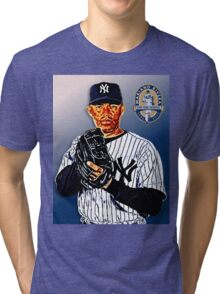 New York Yankees - Mariano Rivera Tri-blend T-Shirt