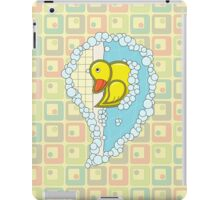 Chaucer the Rubber Duck iPad Case/Skin