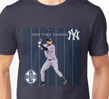 New York Yankees Captain Derek Jeter Unisex T-Shirt