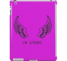 IN UTERO iPad Case/Skin