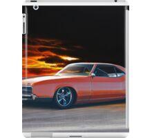 1966 Buick Riviera Custom iPad Case/Skin