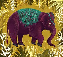 Elephant by Karl James Mountford