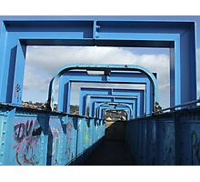 Graffiti Bridge Photographic Print