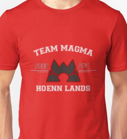 Team Magma Unisex T-Shirt