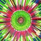 Strange Passion flower. by jomash