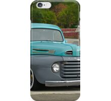 1950 Ford Pickup Truck iPhone Case/Skin