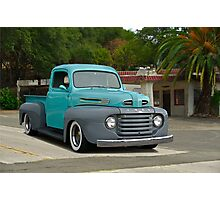 1950 Ford Pickup Truck Photographic Print