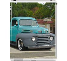 1950 Ford Pickup Truck iPad Case/Skin