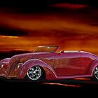 1938 Ford Cabriolet by DaveKoontz
