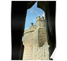 Castle Arch Poster