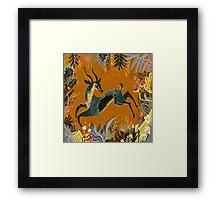 Gazelle Framed Print