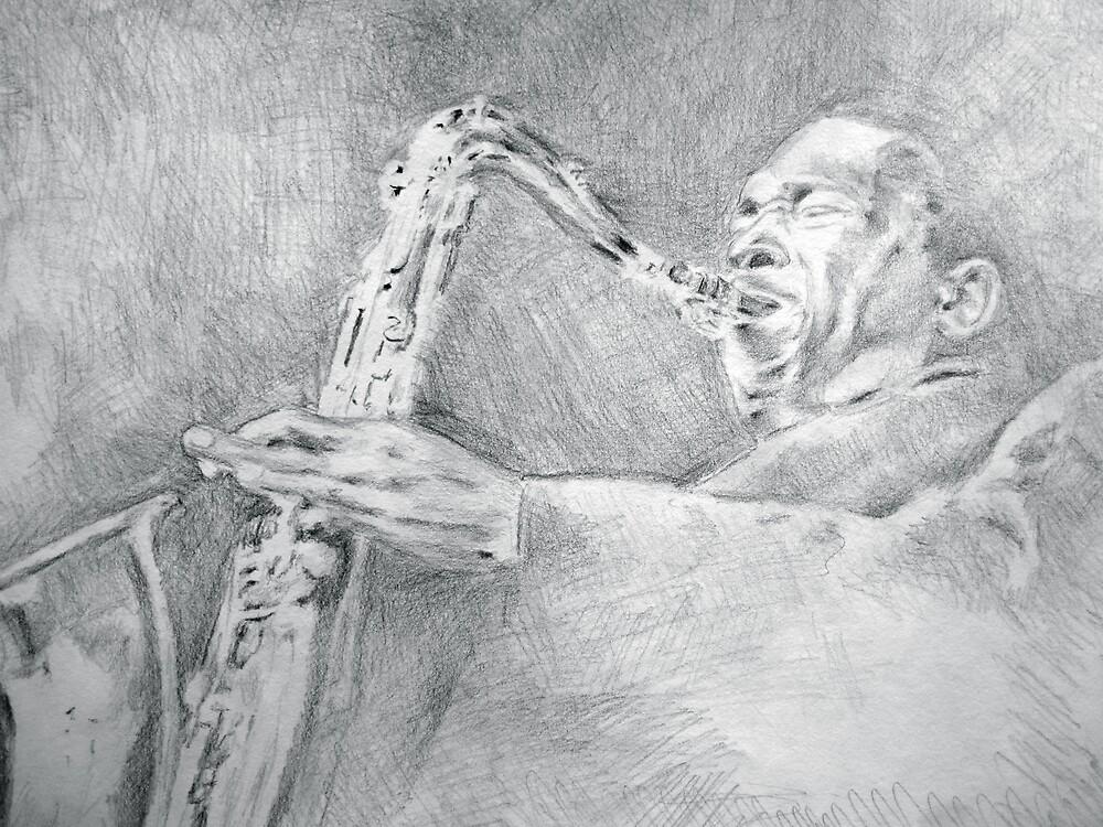 A Love Supreme - John Coltrane by Charles Ezra Ferrell