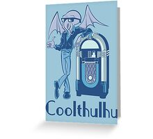 coolthulhu Greeting Card