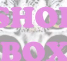 PSYCAT - Shoe Box Sticker