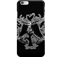 Nightmare Skull and Crows iPhone Case/Skin