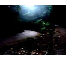 The Road to Choroni Photographic Print