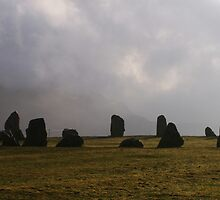 Stone Circle by David Robinson