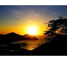 Isla Margarita Photographic Print