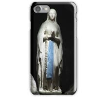 Our Lady of Lourdes iPhone Case/Skin