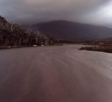 Tidal river - Wilsons Promontory by Tony Middleton