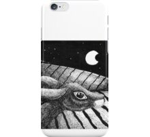 Hare In Moonlight iPhone Case/Skin