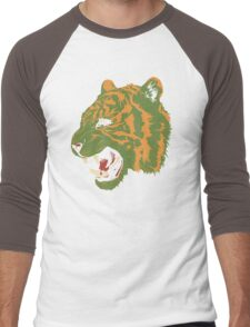 Eye of the Tiger Men's Baseball ¾ T-Shirt
