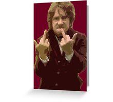Bilbo flippin Greeting Card