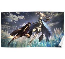 Akame vs Esdeath Poster