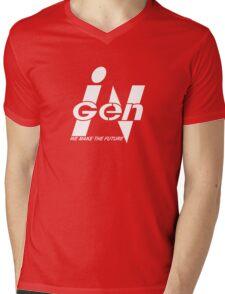 InGen: We Make The Future Mens V-Neck T-Shirt