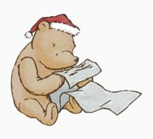 Pooh - Making a List Kids Clothes