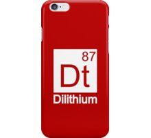 Dilithium - Star Trek iPhone Case/Skin